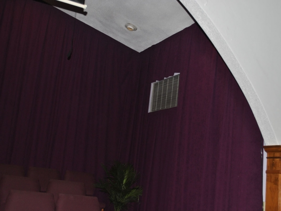 THEATRICAL CURTAIN INSTALL PALM BEACH MIAMI ORLANDO