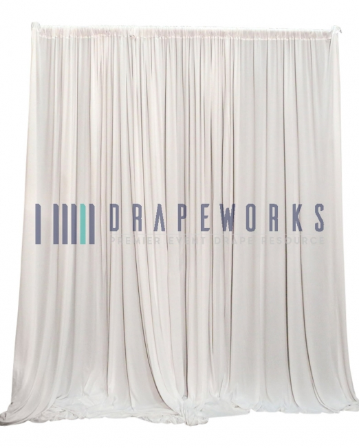 SOFT PREMIUM WHITE PIPE AND DRAPE MIAMI