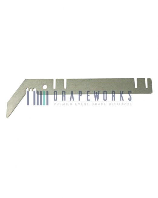 WHOLESALE PIPE AND DRAPE VALANCE HANGER